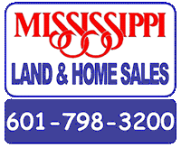 Mississippi Land & Home Sales
